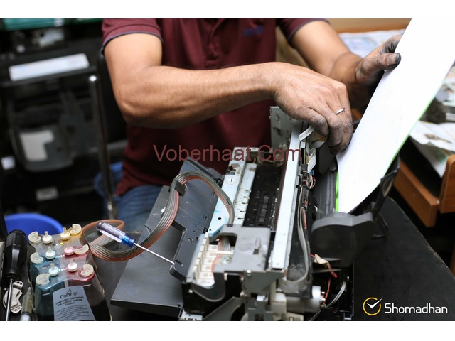 Best Printer Repair Services in Dhaka - shomadhan.com